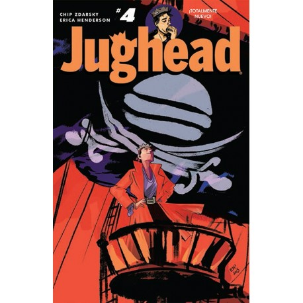 JUGHEAD N° 4-A