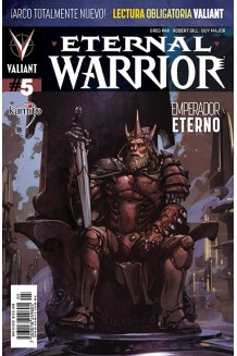 ETERNAL WARRIOR N° 5