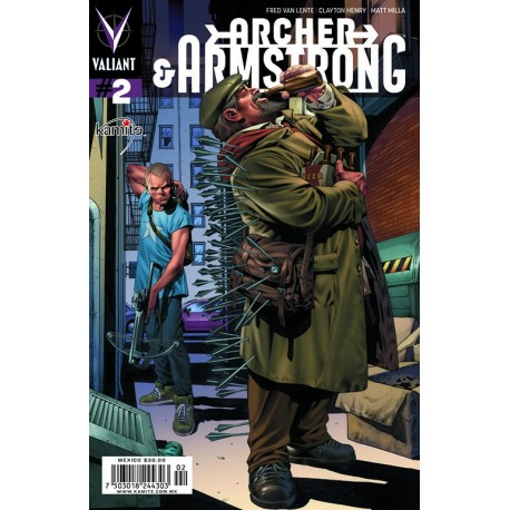 ARCHER AND ARMSTRONG N° 2