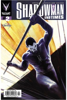 SHADOWMAN END TIMES N° 2