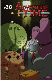 ADVENTURE TIME N° 28-A