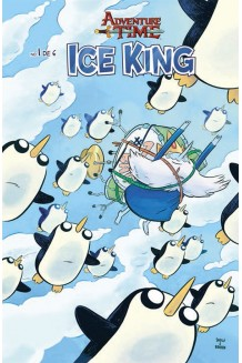ADVENTURE TIME ICE KING N° 1-A