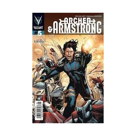 ARCHER AND ARMSTRONG N° 3