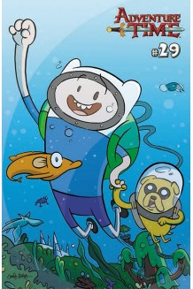 ADVENTURE TIME N° 29-A