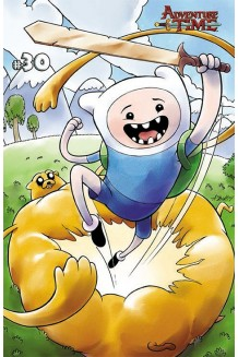ADVENTURE TIME N° 30-A