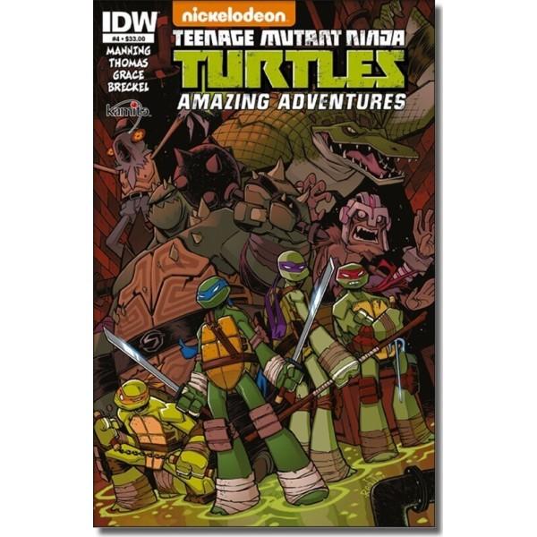 REGULAR SHOW N° 11-A