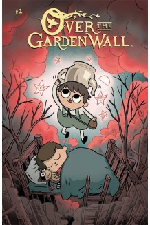 OVER THE GARDEN WALL ONGOING N° 1-A