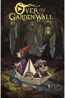 OVER THE GARDEN WALL N°1-A