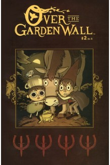 OVER THE GARDEN WALL N° 2