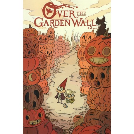 OVER THE GARDEN WALL N°2-B