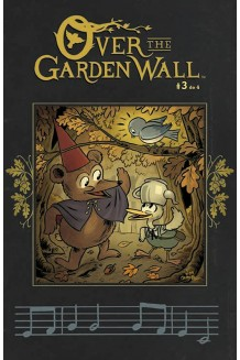 OVER THE GARDEN WALL N°3-A