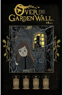 OVER THE GARDEN WALL N°4-A