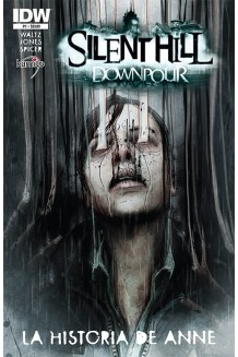 SILENT HILL DOWNPOUR N° 1-A