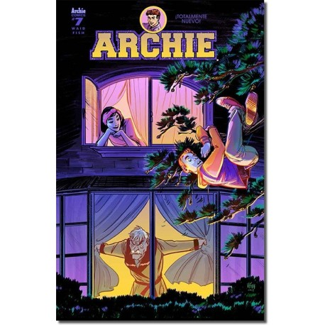 ARCHIE N° 7-A