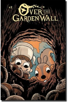 OVER THE GARDEN WALL ONGOING N° 2-A
