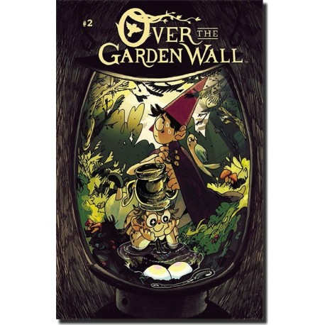 OVER THE GARDEN WALL ONGOING N° 2-B