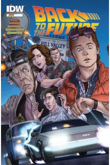 BACK TO THE FUTURE N° 1-A