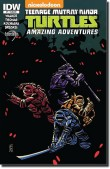 TENAGE MUTANT NINJA TURTLESAMAZING ADVENTURES N° 1-B