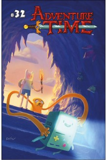 ADVENTURE TIME N° 32-A