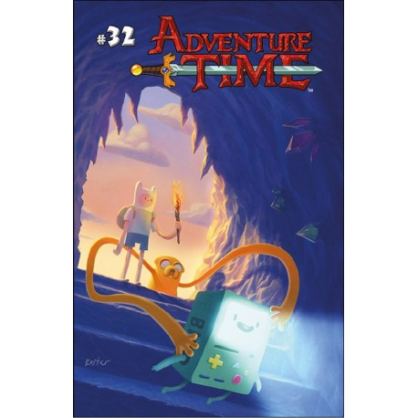 ADVENTURE TIME N° 32-A