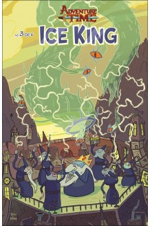 ADVENTURE TIME ICE KING N° 3