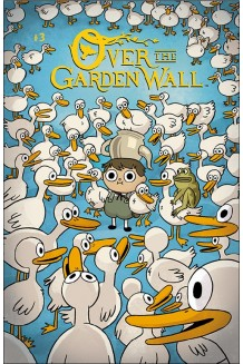 OVER THE GARDEN WALL ONGOING N° 3-A