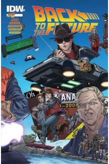 BACK TO THE FUTURE N° 2-A