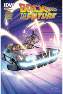 BACK TO THE FUTURE N° 2-B