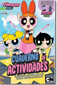 THE POWERPUFF GIRLS CUADERNO N° 1