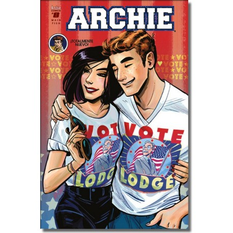 ARCHIE N° 8-A