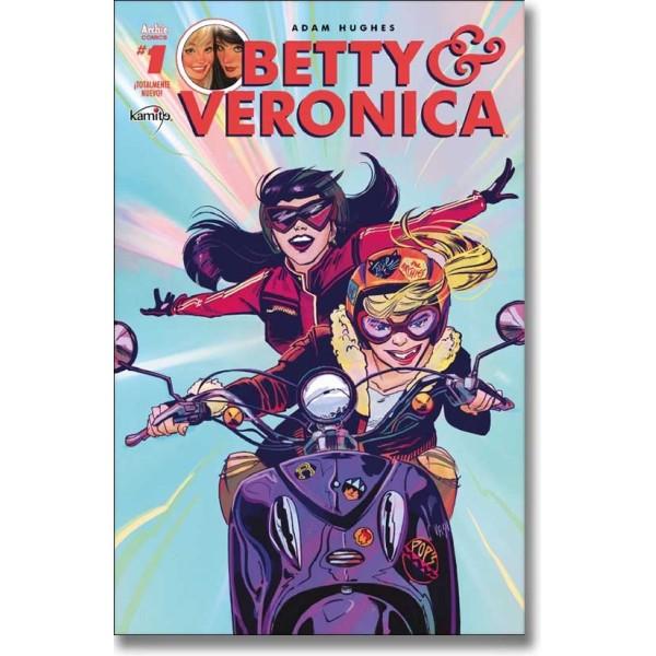 MOTOR GIRL N° 1