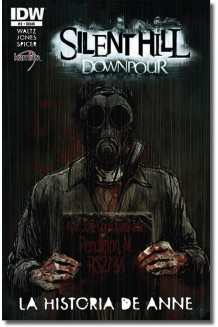 SILENT HILL DOWNPOUR N° 2-A