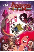 ADVENTURE TIME N° 34-A