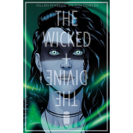 THE WICKED AND THE DIVINE N° 3-A