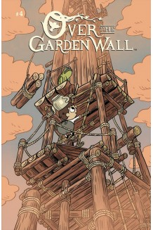 OVER THE GARDEN WALL ONGOING N° 4-A