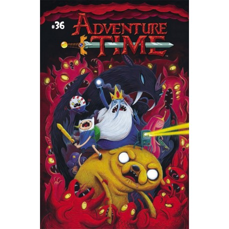 ADVENTURE TIME N° 36-A