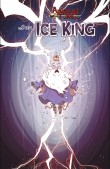 ADVENTURE TIME ICE KING N° 5-B