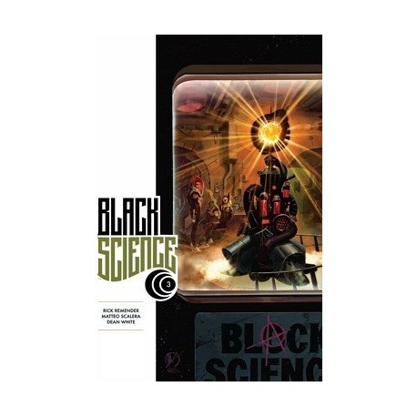 BLACK SCIENCE N° 3