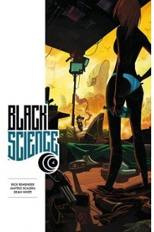 BLACK SCIENCE N° 4