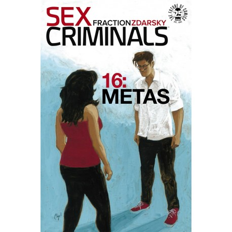 SEX CRIMINALS N° 16-A