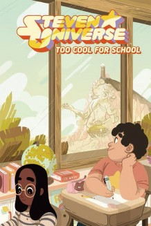 STEVEN UNIVERSE TOO COOL FOR SCHOOL UNICA
