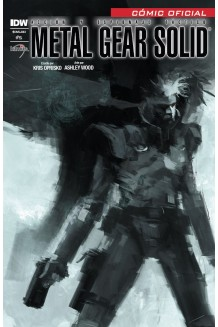 METAL GEAR SOLID N° 5