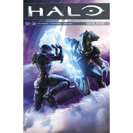 HALO ESCALATION N° 20