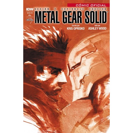 METAL GEAR SOLID N° 6
