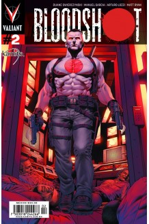 BLOODSHOT N° 2