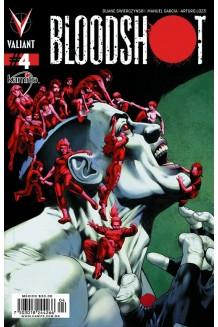 BLOODSHOT N° 4