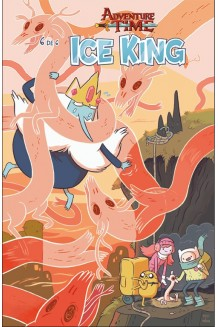 ADVENTURE TIME ICE KING N° 6-A