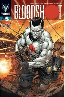 BLOODSHOT N° 5