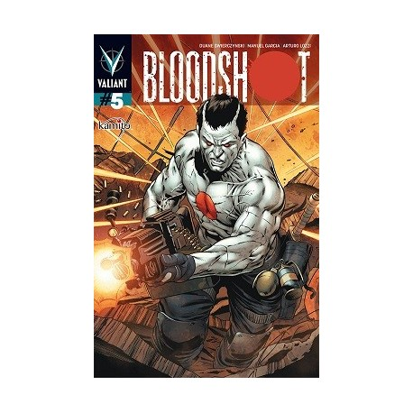 BLOODSHOT N° 5