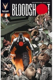 BLOODSHOT N° 6